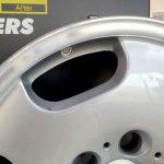 Refurbished alloy